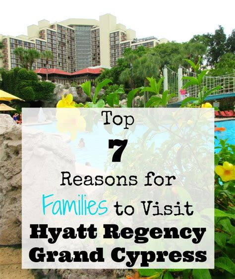 Top 7 Family Top 7 Things My Family About Hyatt Regency Grand Cypress Orlando Raising Whasians