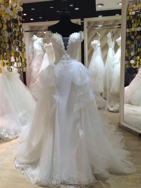 aliexpress cheap wholesale wedding dresses 2016 new style