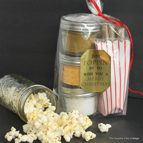 Handmade Food Gifts - food gift ideas