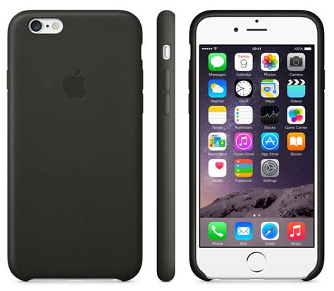 apple s silicone and leather iphone 6 cases comparison review macworld uk