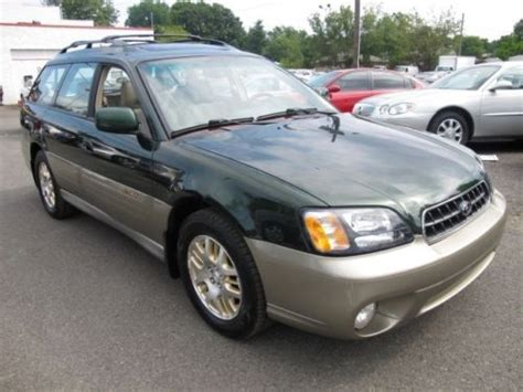 how to fix cars 2003 subaru outback electronic toll collection find used 2003 subaru outback l l bean edition automatic 4 door wagon in south river new