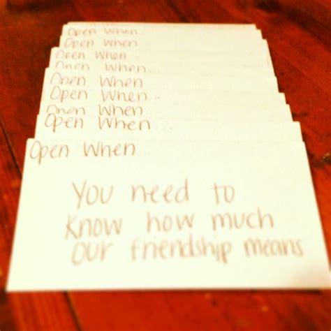 Gift Letter To Friend Image Result For Open When Letters For Best Friends Quot ï ï ñ ð ï ð ñ ð Quot â ñ ñ ñ ñ ñ ñ