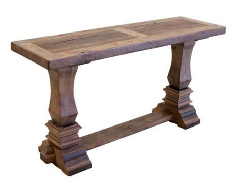 Western Sofa Table San Pedro Handcrafted Sofa Table Western Sofa Tables