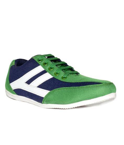 aaros green canvas shoes price in india buy aaros green