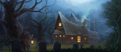 The Witch S House by Witch House By Yumor On Deviantart