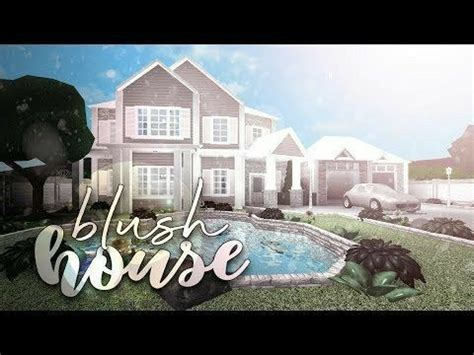 blox burg   building  house hillside house cute