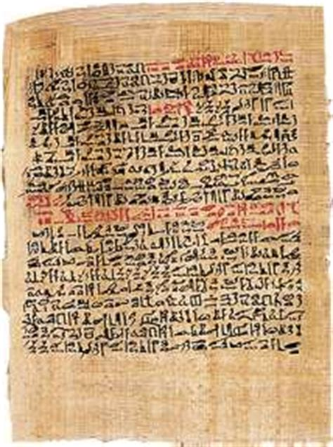 the features of the papyrus ebers books ebers papyrus new world encyclopedia