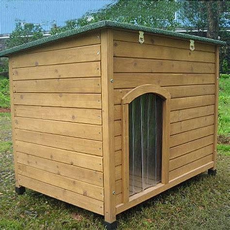 house dog kennels feelgooduk wooden dog kennel 101 x 74 x 80 cm large dog outfit co uk