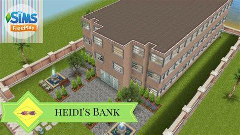 design clothes neighbor sims freeplay the sims freeplay heidi s bank neighbor s original