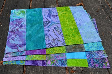 quilting placemats tutorial sew fresh quilts bindingless quilted placemats a tutorial