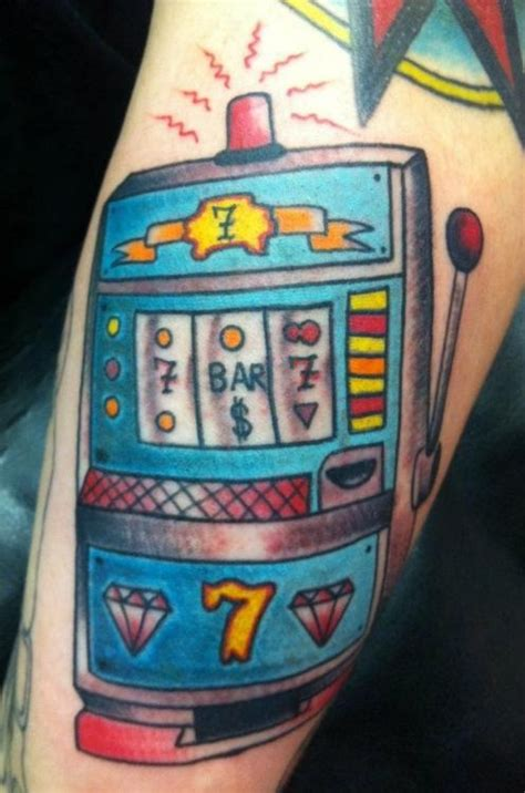 slot machine tattoo 17 best images about las vegas on slot machine