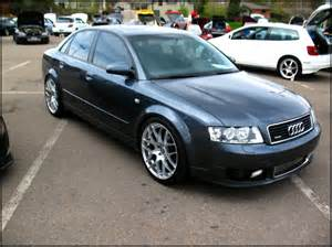 Audi A4 B6 Styling Audi A4 B6 Blue Vmr V710 Rides Styling