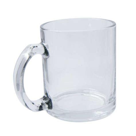 Gelas Clear Mug clear glass mug