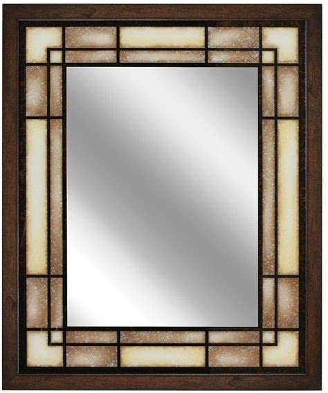 large framed bathroom vanity wall mirror decorative