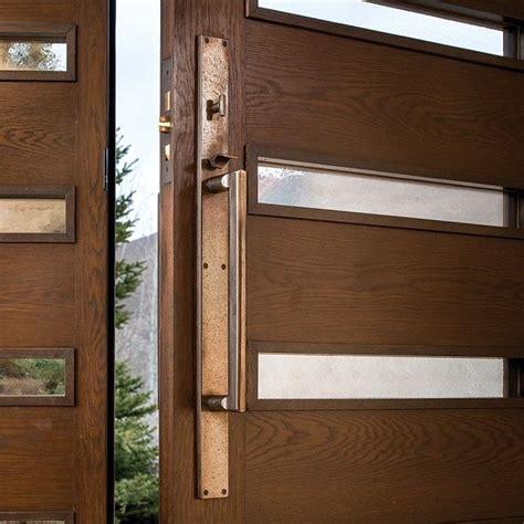 Contemporary Exterior Door Hardware Entry Door Sets 187 Gallery Sourcing Pinterest