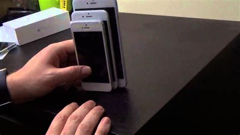 iphone 5 iphone 6 and iphone 6 plus size comp