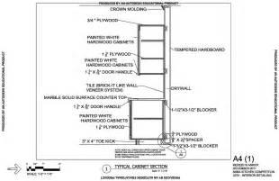 Kitchen Cabinet Detail Kitchen Cabinet Section Kitchen Cabinet Ideas