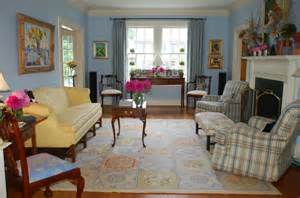 blue sofa living room design southern homes traditional living room other metro by arborgate interiors