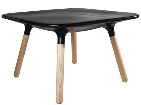 table basse marguerite h 45 cm noir st edition