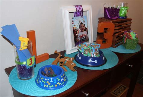 Scooby Doo Baby Shower Decorations by Scooby Doo Birthday Ideas Photo 7 Of 39 Catch My