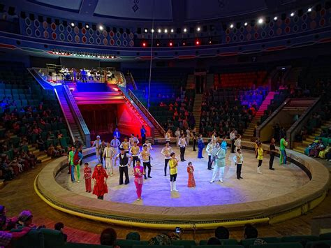 the circus turkmen state circus