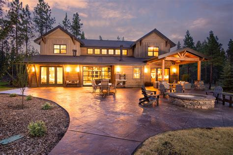 houses in oregon beautiful high quality custom homes in bend oregon pacific home builders pacific