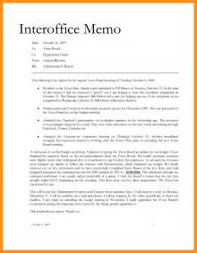 official memo template 6 office memo mystock clerk