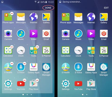 Samsung App Drawer Icon by How To Create App Folders In The App Drawer Of The Galaxy S6 And Galaxy S6 Edge