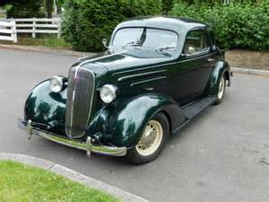 1936 Chevrolet For Sale 1936 Chevrolet Coupe For Sale