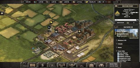 building layout game of war wargame 1942 online strategy game in the second world war