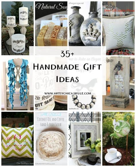 Small Handmade Gifts - 35 small diy handmade gift ideas for you artsy