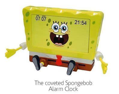spongebob alarm clock panic buy