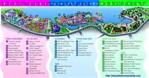 downtown disney map pdf