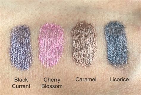 Eyeshadow Revlon Review revlon colorstay cr 232 me eye shadows review swatches