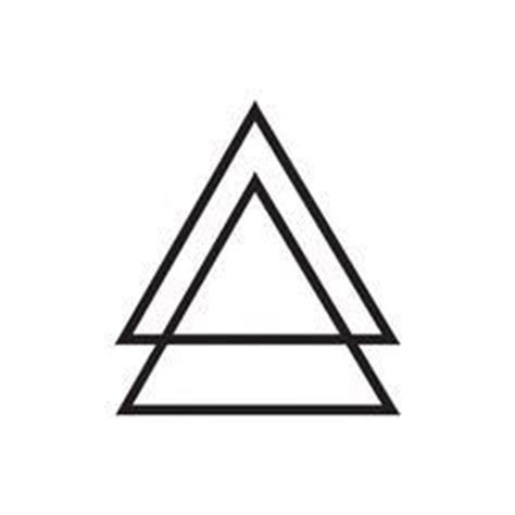 what does the triangle tattoo mean what does a triangle quora
