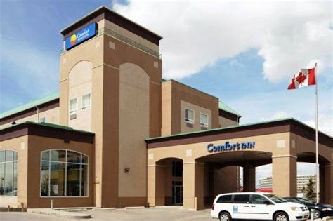 comfort inn calgary village square leisure centre theme park in calgary