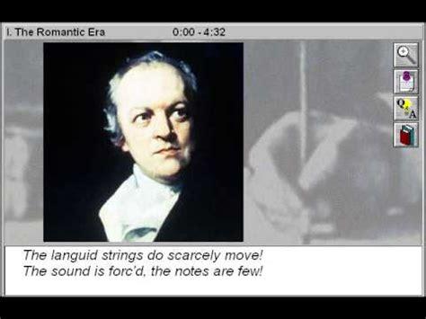 themes in literature part 1 youtube the romantic era the romantic era and victorian
