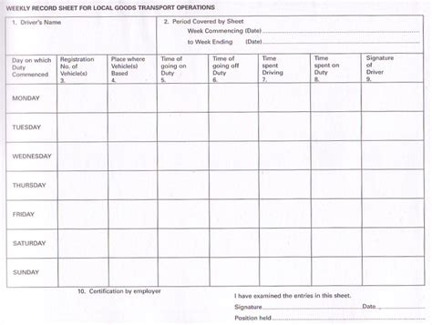 U K Records Hgv Licences Psv Licensing Driver Cpc Transport Record Books Drivers Defect Books Uk
