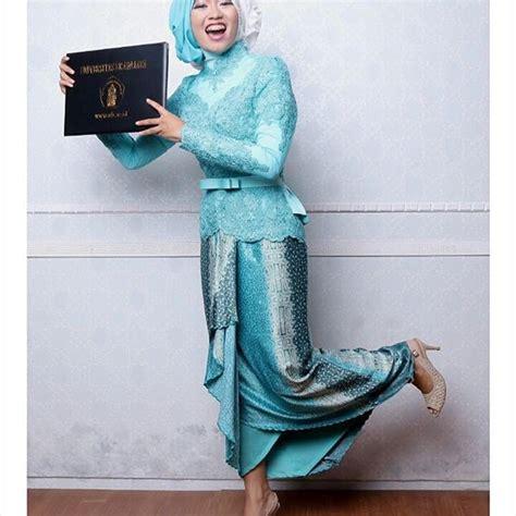Kebaya Brukat Modern Kebaya Pesta Kebaya Wisuda model kebaya brukat untuk wisuda modis dan cerah