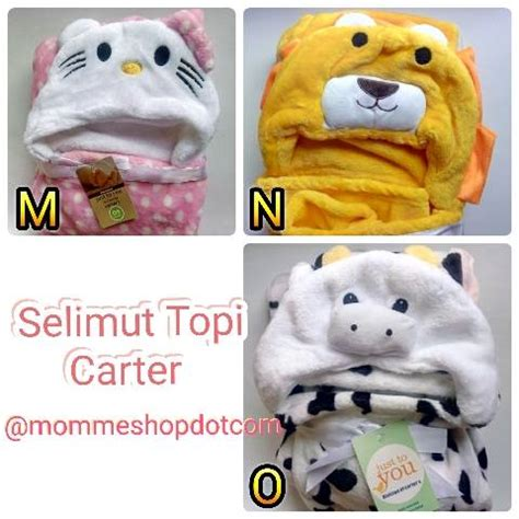 Sale Libby Hoodie Blanket Selimut Topi Bayi march special sale only on mommeshop halaman 97