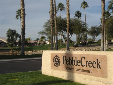 pebblecreek homes for sale 55 community in goodyear