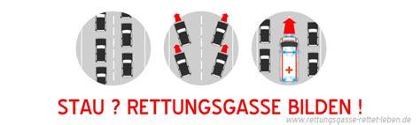 Aufkleber Rettungsgasse Kostenlos by Rettungsgasse Rettet Leben Eine Gemeinsame Kagne