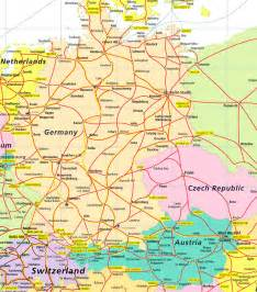 Germany Austria Map by Oem Software Downloads Tomtom Maps Of Germany Austria