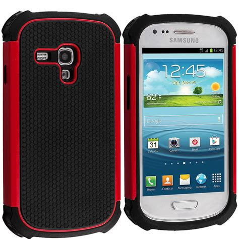 Casing Sasmusng S3 Caseology Hybrid Armor Rugged Shockproof Cover for samsung galaxy s3 mini hybrid rugged matte soft shockproof cover