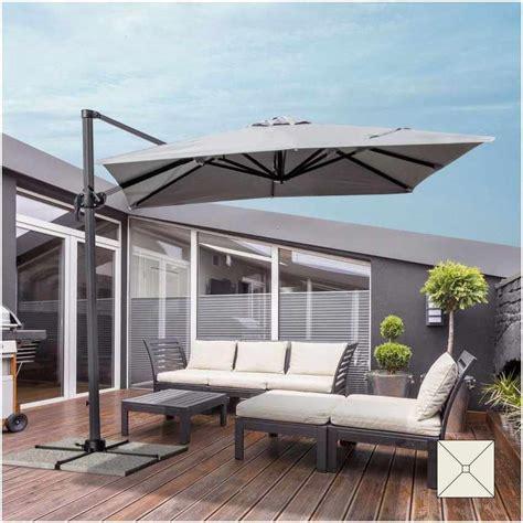 ombrellone per giardino ombrellone da giardino a bracco 2 5x2 5 quadrato per bar