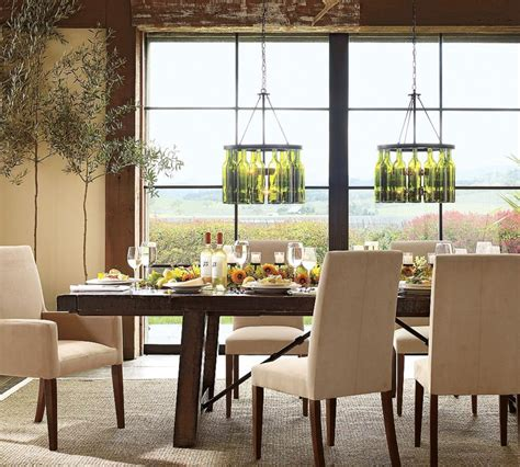 Pottery Barn Wine Chandelier Trend Alert Wine Bottle Lighting