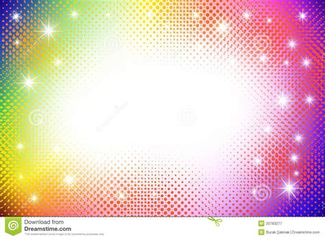 colorful abstract halftone background stock vector image