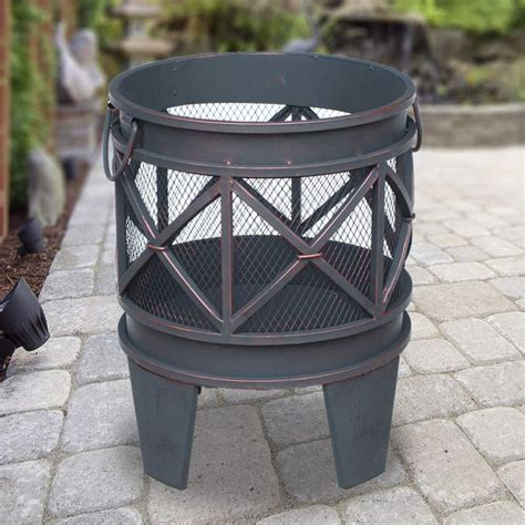 turin metal outdoor pit antique copper buy