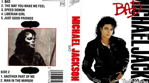 michael cassetta michael jackson bad uk cassette sle hd