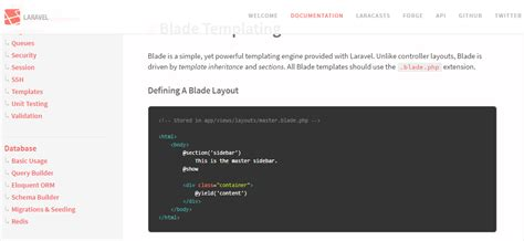 mengubah layout yii bosan koding html cobalah html template engine the power